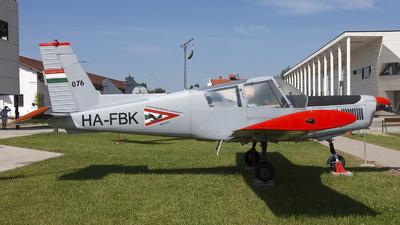 HA-FBK - Zlin 43 - Private