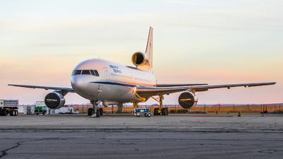 N140SC - Lockheed L-1011-100 Tristar - Northrop Grumman