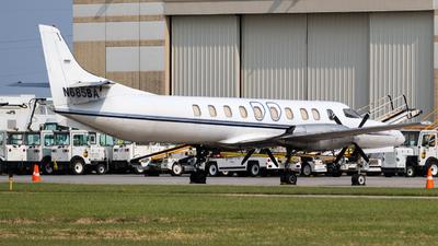 N685BA - Fairchild SA227-AC Metro III - Sioux Falls Aviation