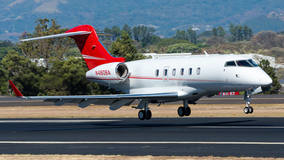 N480BA - Bombardier BD-100-1A10 Challenger 300 - Private