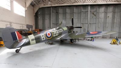 G-ASJV - Supermarine Spitfire Mk.XI - Private
