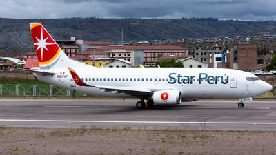 A picture of OB2176P - Boeing 7373H4 - Star Peru - © Aldo Martinelli