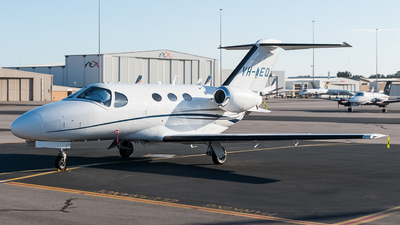 A picture of VHNEQ - Cessna 510 Citation Mustang - [5100029] - © Andrew Lesty