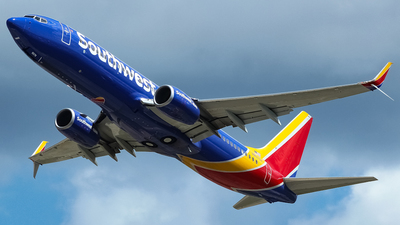 N8579Z - Boeing 737-8H4 - Southwest Airlines