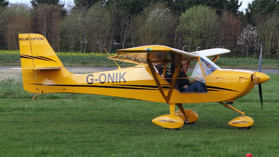 G-ONIK - EuroFOX LSA - Private