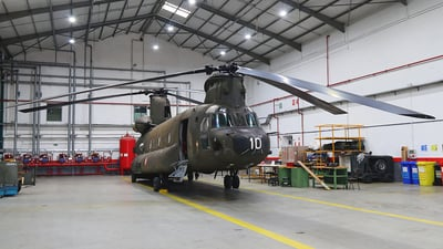 HT.17-10 - Boeing CH-47D Chinook - Spain - Army