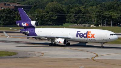 N576FE - McDonnell Douglas MD-11(F) - FedEx