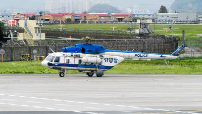983 - Mil Mi-172 - South Korea - Police