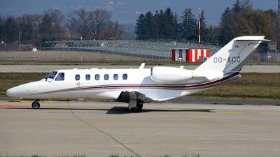 OO-ACC - Cessna 525A CitationJet 2 - Air Service Liège (ASL)