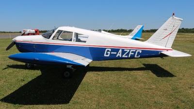 A picture of GAZFC - Piper PA28140 - [287125486] - © David Cook