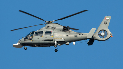194 - Eurocopter AS-565MBe Panther  - United Arab Emirates - Air Force