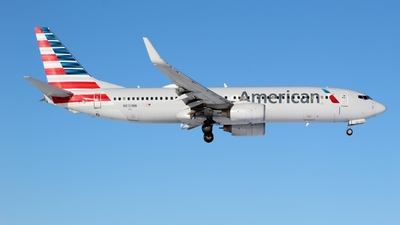 A picture of N830NN - Boeing 737823 - American Airlines - © Northeast.Spotter