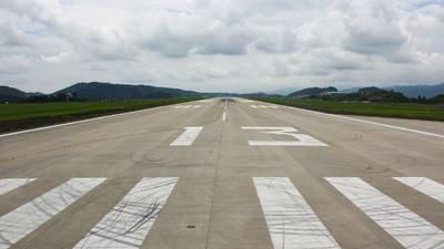 ZHSY - Airport - Runway