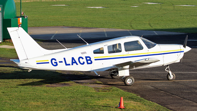 G-LACB - Piper PA-28-161 Warrior II - Private