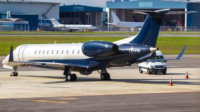 T7-PNI - Embraer ERJ-135BJ Legacy 600 - Private