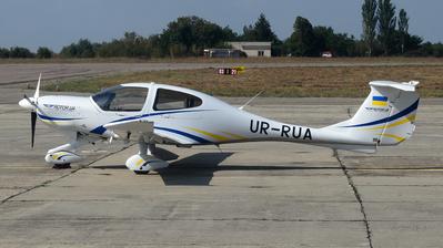UR-RUA - Diamond DA-40D Diamond Star TDI - Rotor Ukraine