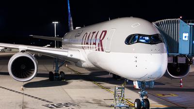 A7-AMF - Airbus A350-941 - Qatar Airways