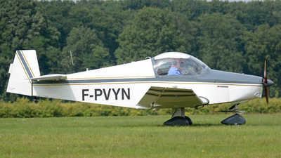 F-PVYN - Jodel D18 - Private