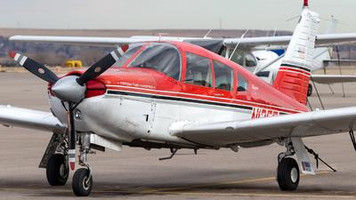 A picture of N12FF - Piper PA28R200 - [28R35645] - © HA-KLS