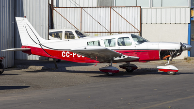 CC-PGO - Piper PA-32-300 Cherokee Six - Private