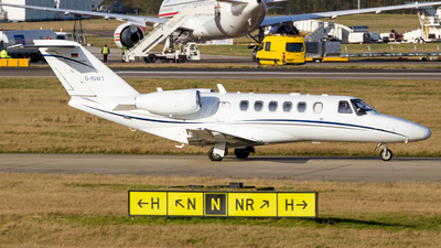 A picture of DIGWT - Cessna 525A CitationJet CJ2+ - Sylt Air - © jake wesson