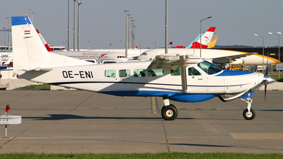 OE-ENI - Cessna 208 Caravan - Private