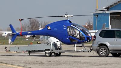 I-X048 - Curti Aerospace Zefhir - Private