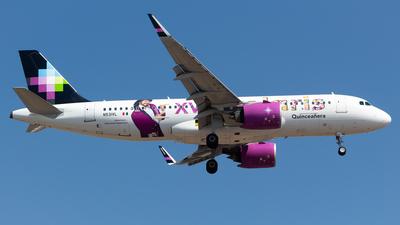 A picture of N531VL - Airbus A320271N - Volaris - © Antonio Velasco (MAS Aviation Press)