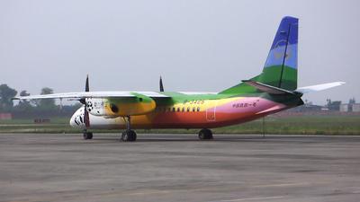 B-3425 - Xian MA-60 - Sichuan Airlines