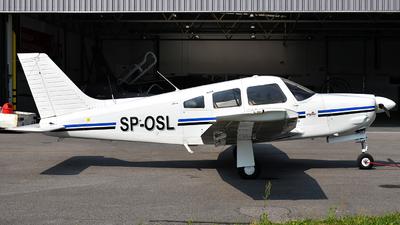 SP-OSL - Piper PA-28R-201 Arrow - Private
