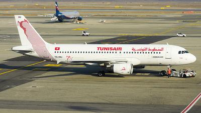 TS-IMU - Airbus A320-214 - Tunisair