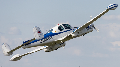 OM-KML - Let L-200D Morava - Aero Club - Slovak Republic
