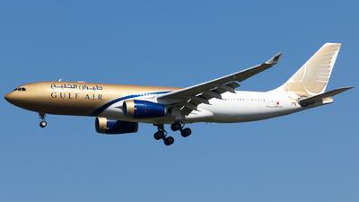 A9C-KA - Airbus A330-243 - Gulf Air