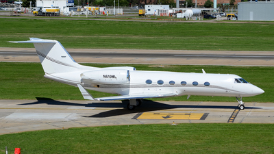 N619ML - Gulfstream G-IV - Private