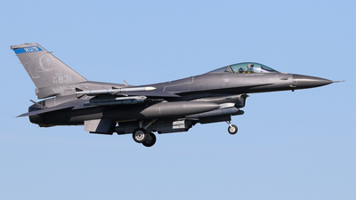90-0831 - General Dynamics F-16C Fighting Falcon - United States - US Air Force (USAF)