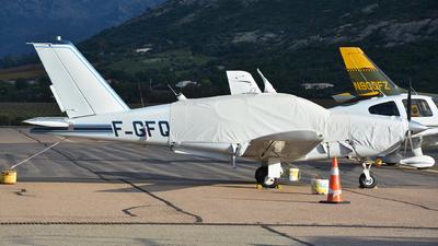 F-GFQF - Socata TB-20 Trinidad - Private
