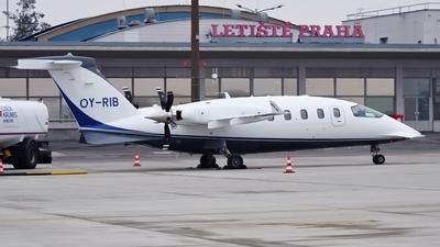 OY-RIB - Piaggio P-180 Avanti II Evo - Sunair