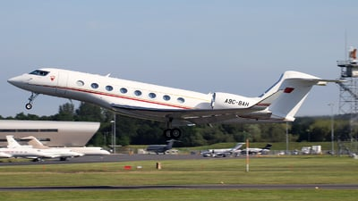 A9C-BAH - Gulfstream G650 - Bahrain - Royal Flight