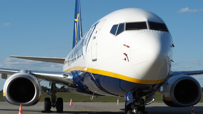 SP-RKL - Boeing 737-8AS - Ryanair Sun
