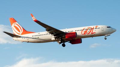 A picture of PRGXF - Boeing 7378EH - GOL Linhas Aereas - © Renan Araújo