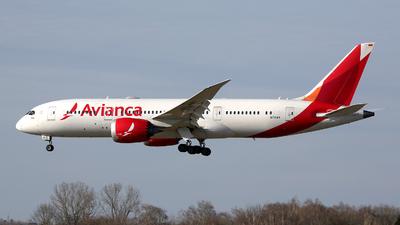 A picture of N781AV - Boeing 7878 Dreamliner - Avianca - © Stefan Mayer