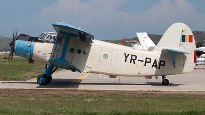 YR-PAP - Antonov An-2 - Aero West
