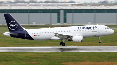 A picture of DAIQS - Airbus A320211 - Lufthansa - © Florian Resech