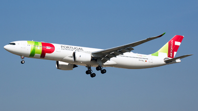 CS-TUL - Airbus A330-941 - TAP Air Portugal