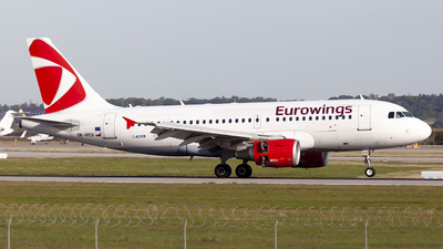 OK-REQ - Airbus A319-112 - Eurowings (CSA Czech Airlines)