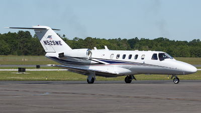 N525ME - Cessna 525 Citationjet CJ2 - Private
