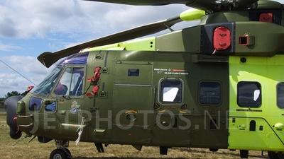 M-513 - Agusta-Westland EH-101 Merlin Mk.512 - Denmark - Air Force