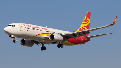 B-6062 - Boeing 737-84P - Hainan Airlines