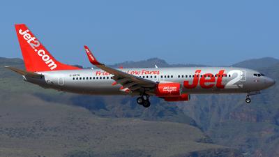 G-DRTN - Boeing 737-86N - Jet2.com
