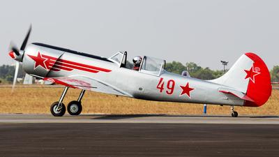 49 - Yakovlev Yak-50 - Private